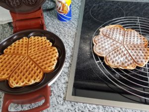 Read more about the article Waffeln backen