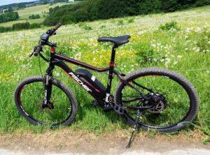 Read more about the article E-Bike und Rechenaufgabe