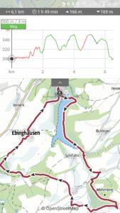 Read more about the article Wanderung an Heilenbecker Talsperre
